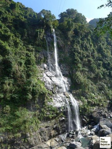Wulai grand waterfall