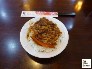 Formosa Chang Braised Meat Rice