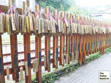 Jingtong wishing bamboo