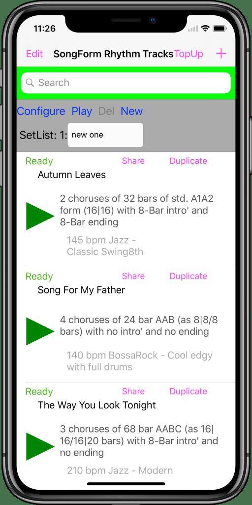en US iPhone X 03 MainTableScreen framed 1