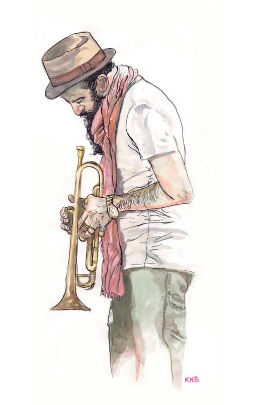 illu trumpet