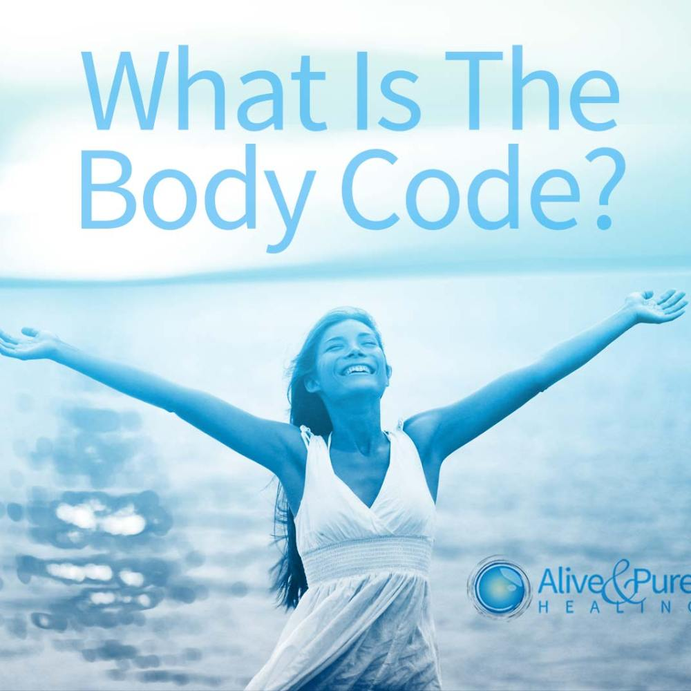 Episode #4 What is The Body Code?