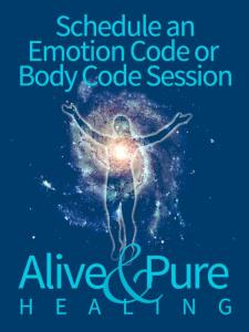 Schedule a Session   Alive and Pure Healing