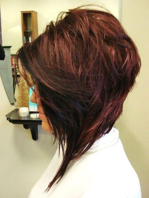 20 Classy Aline Bob Hairstyles