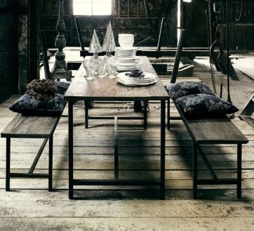 Nordal Industrial table