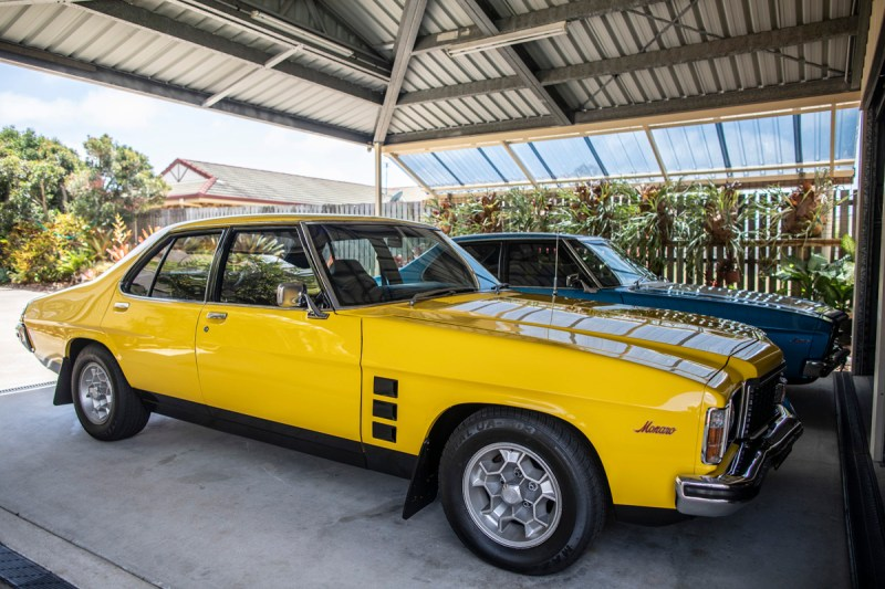 1976 GTS HJ Monaro