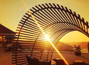 The Yeatman_sunset_1 350