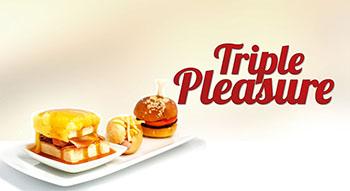 triple pleasure_CE 350