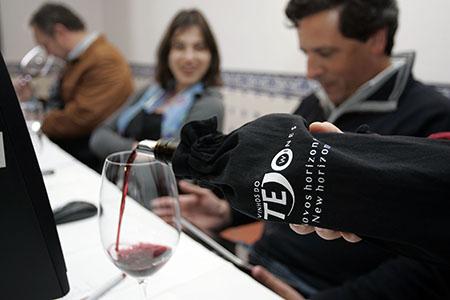 Concurso Vinhos do Tejo  CVR Tejo  Sala Promocao Museu Rural Vinho Museu Rural Vinho Cartaxo Foto Vitor Neno
