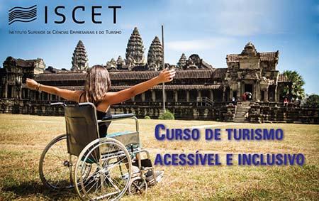 Turismo acessivel iscet 450