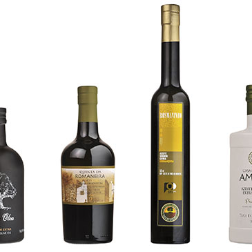 Melhores Azeites de Trás-os-Montes e Alto Douro