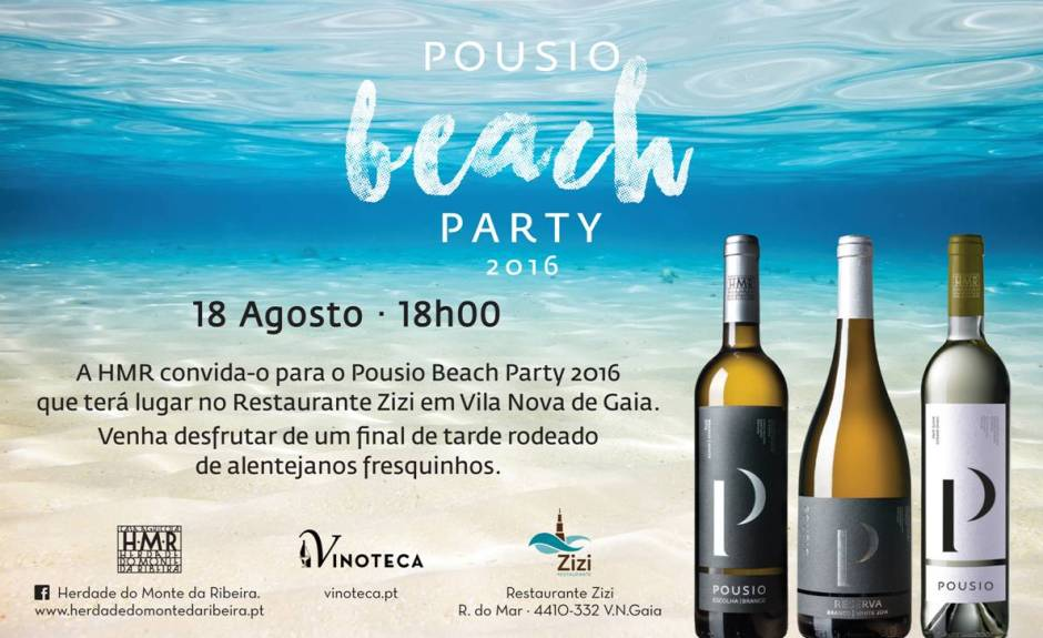 Pousio Beach Party 2016