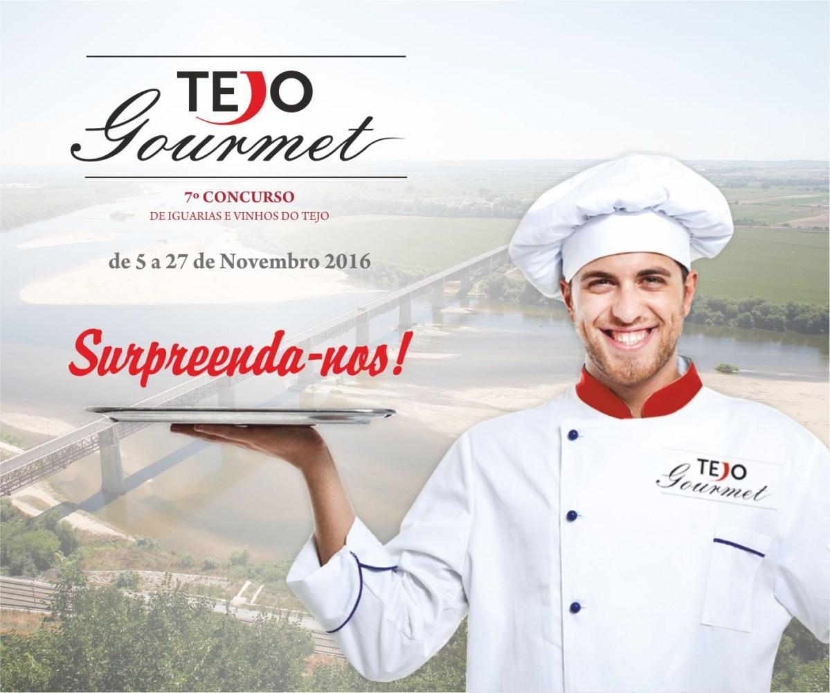 Tejo Gourmet 2016 regressa em Novembro