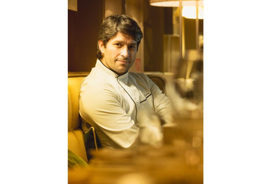 Chef António Vieira