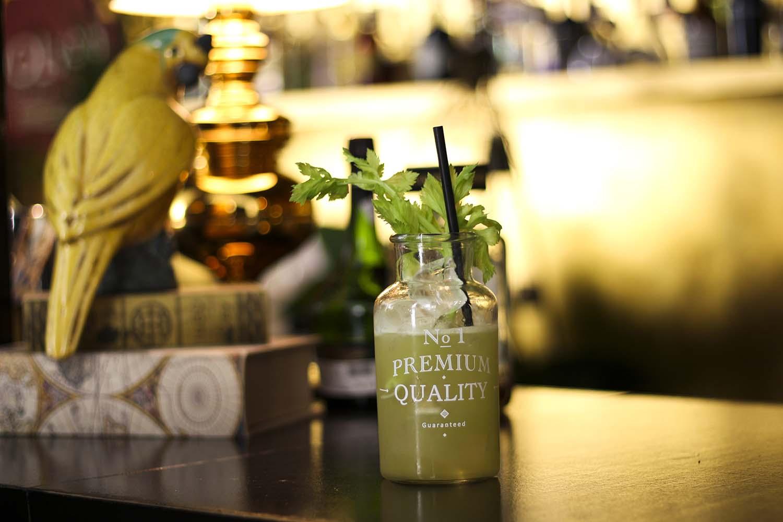Nova Carta de Cocktails do Volver