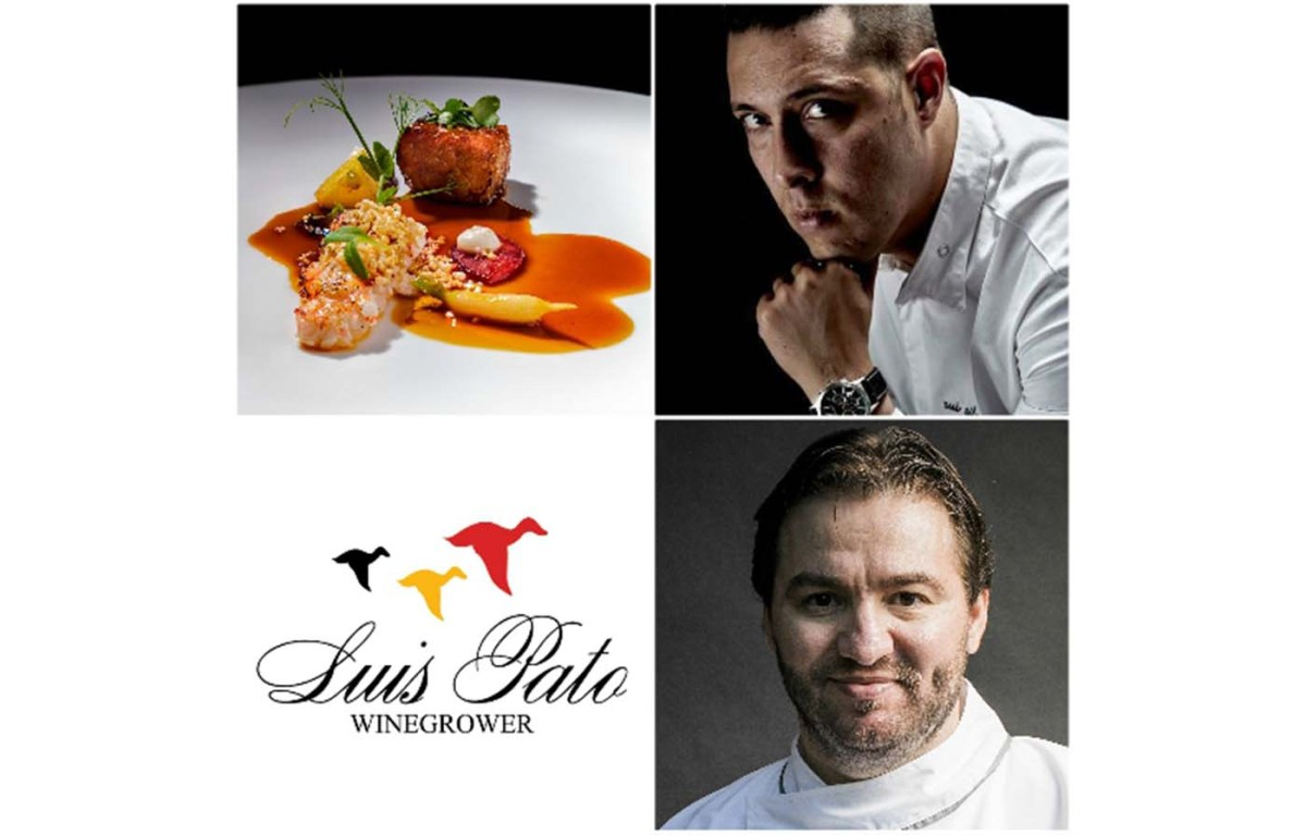 Vitor Matos partilha cozinha de Vidago Palace com Rui Silvestre