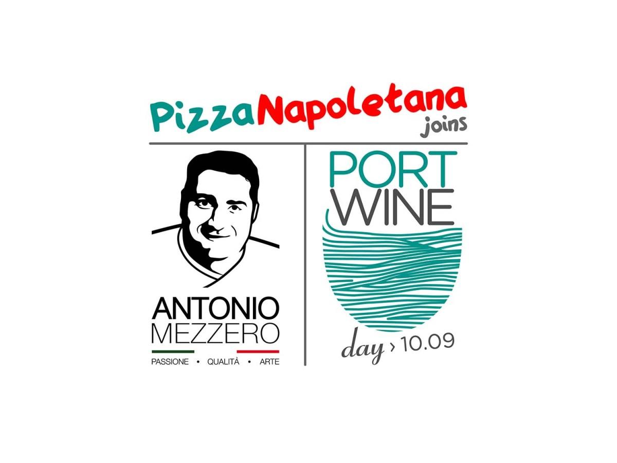 Harmonização de pizza napolitana com vinho do Porto