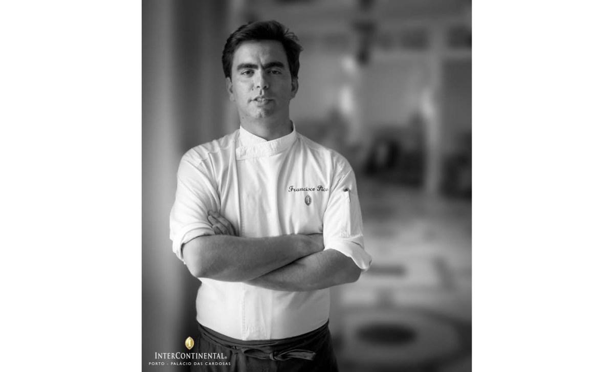 Restaurante Astória tem um novo Chefe: Francisco Pico