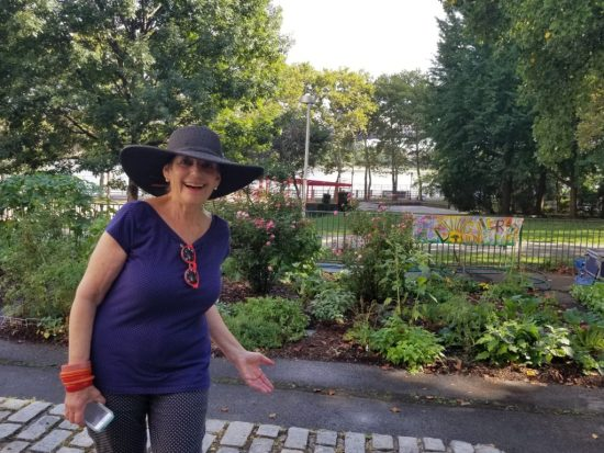 Bonnie Ora in RI Living Library & Think Park
