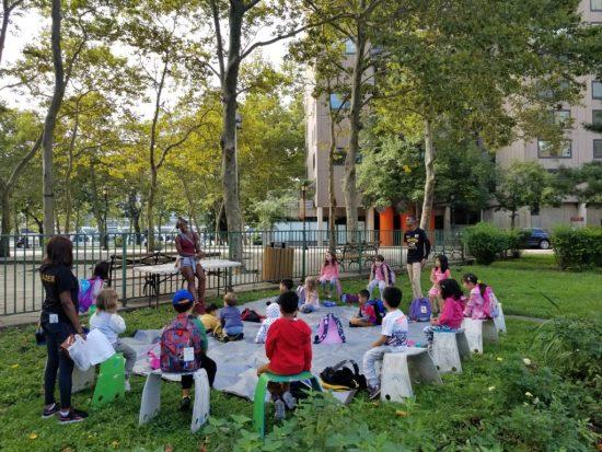 RI Living Library & Think Park