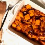 Paleo Roasted Sweet Potato Casserole - AlixBarth.com