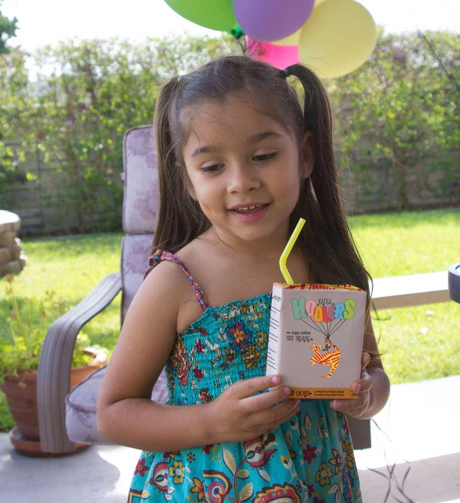 KANGA-Juice-Box-Girl