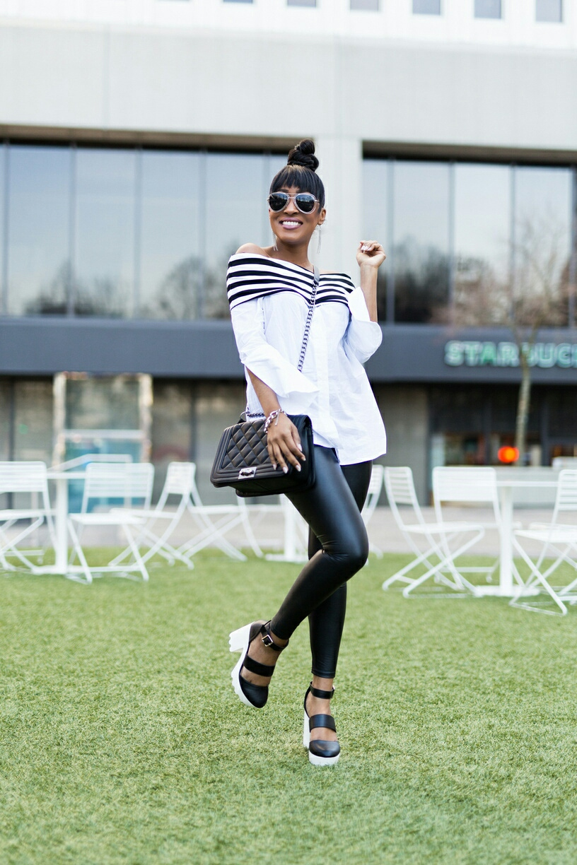 OTS + Stripes: #Winning Spring Trends