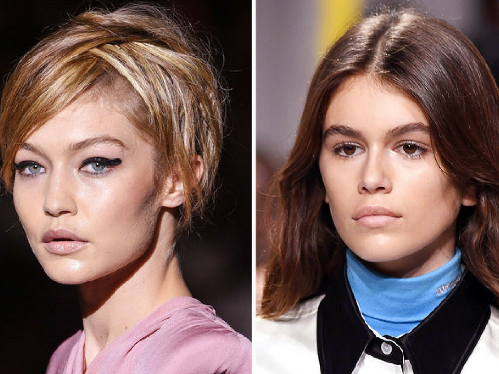 Top 8 Beauty Trends From The Spring 2018 Fashion Shows