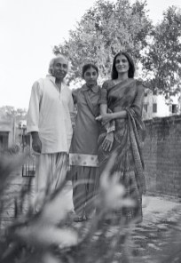 Baba, Fizza and Maa 1977