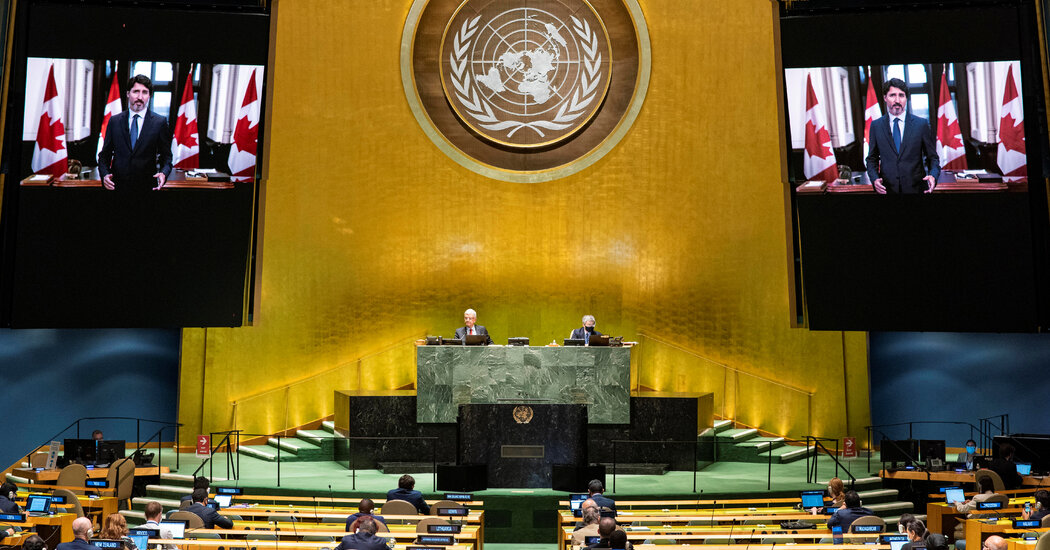 Countdown to 76th UN General, What to expect?