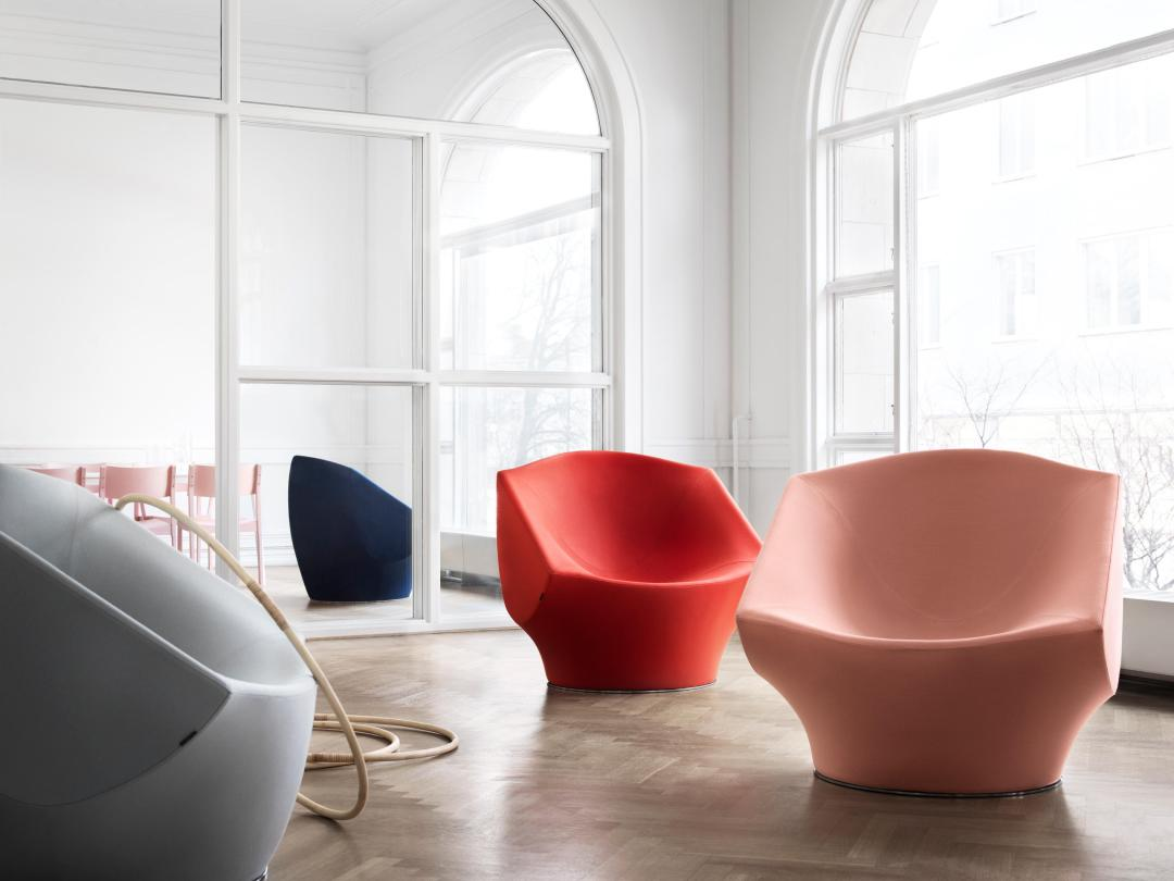 Phaze by Karim Rashid for Skandiform | Millennial pink ideas for your perfect home