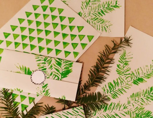 DIY Christmas gift wrapping paper ideas - with free printables   Aliz's Wonderland