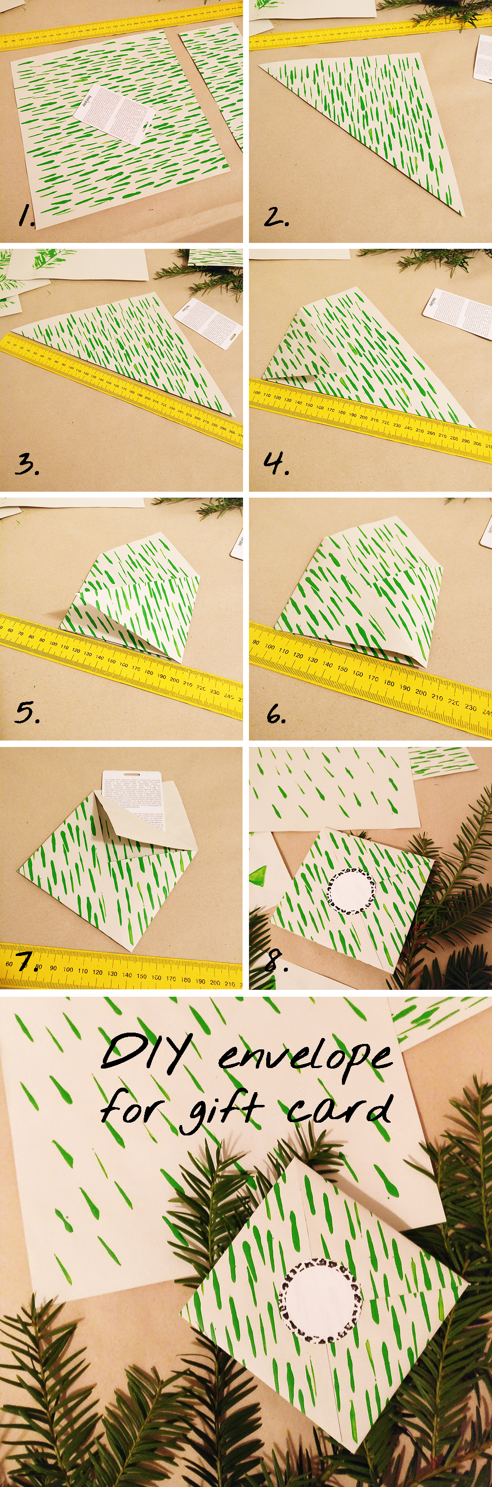 How to Make an Origami Envelope Without Glue Step by Step | Paper ... | 3024x1000