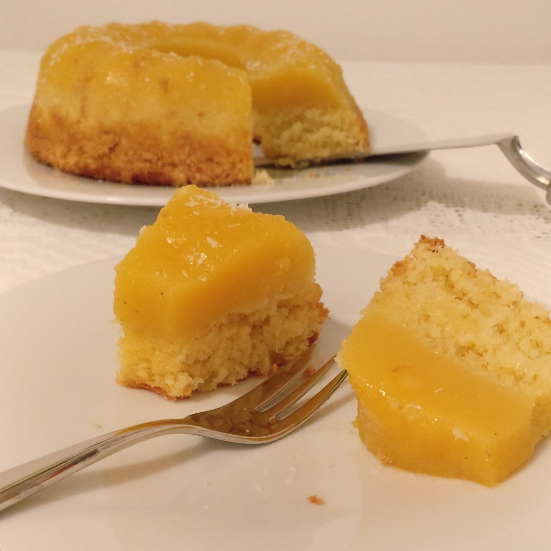 Quindim, the traditional Brazilian dessert | Aliz's Wonderland