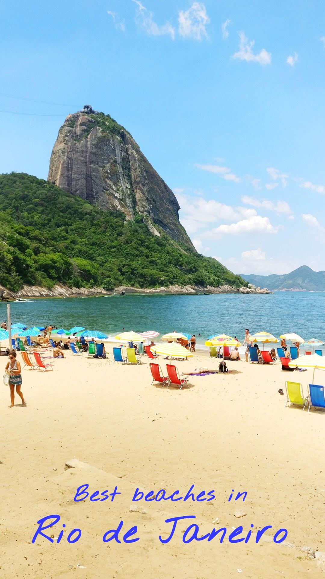 Best beaches in Rio de Janeiro   Aliz's Wonderland
