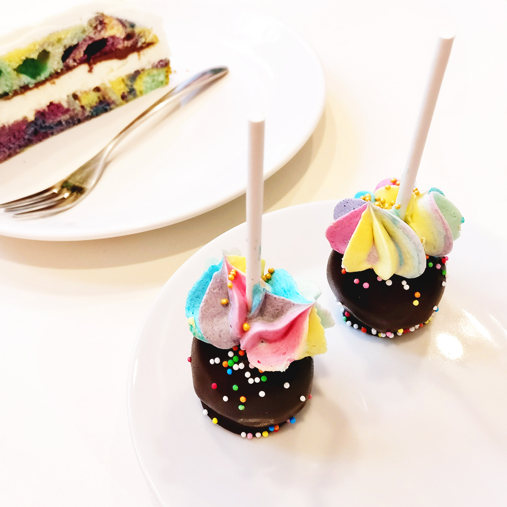 Unicorn day in Sütit akarok! - Unicorn and rainbow food guide to Budapest, Hungary | Aliz's Wonderland #unicorn #unicornfood #budapest #rainbowfood #budapestfood