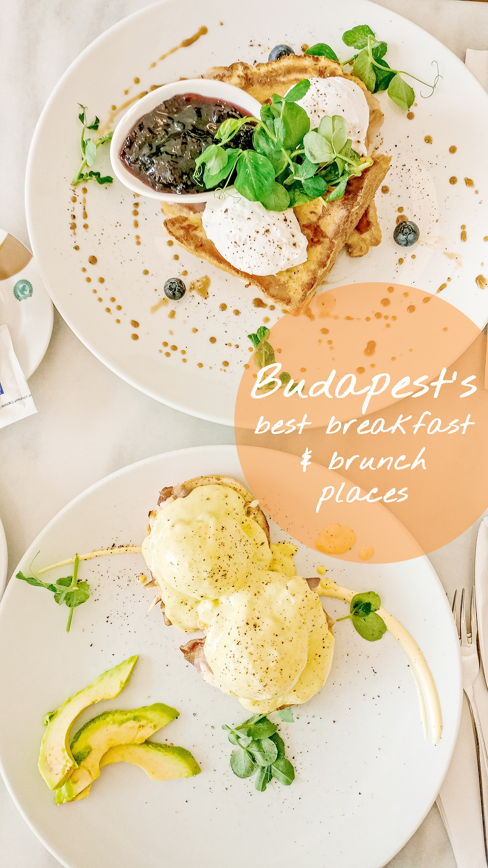 Budapest's best breakfast & brunch places in the centre - Deák Ferenc square and Astoria | Aliz's Wonderland