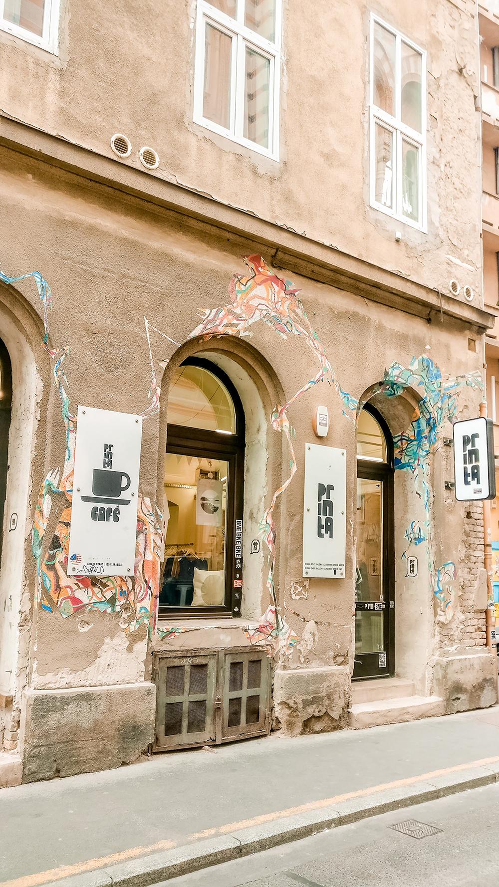Printa Design Shop - Budapest design shop guide to best Hungarian souvenirs | Aliz's Wonderland