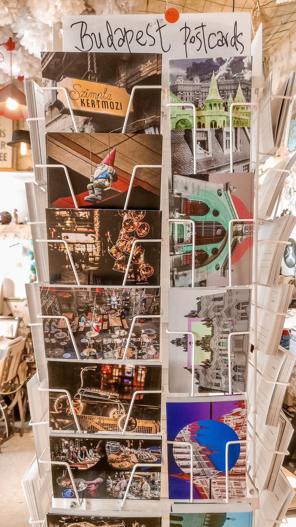 Szimpla Design Shop - Budapest design shop guide to best Hungarian souvenirs | Aliz's Wonderland