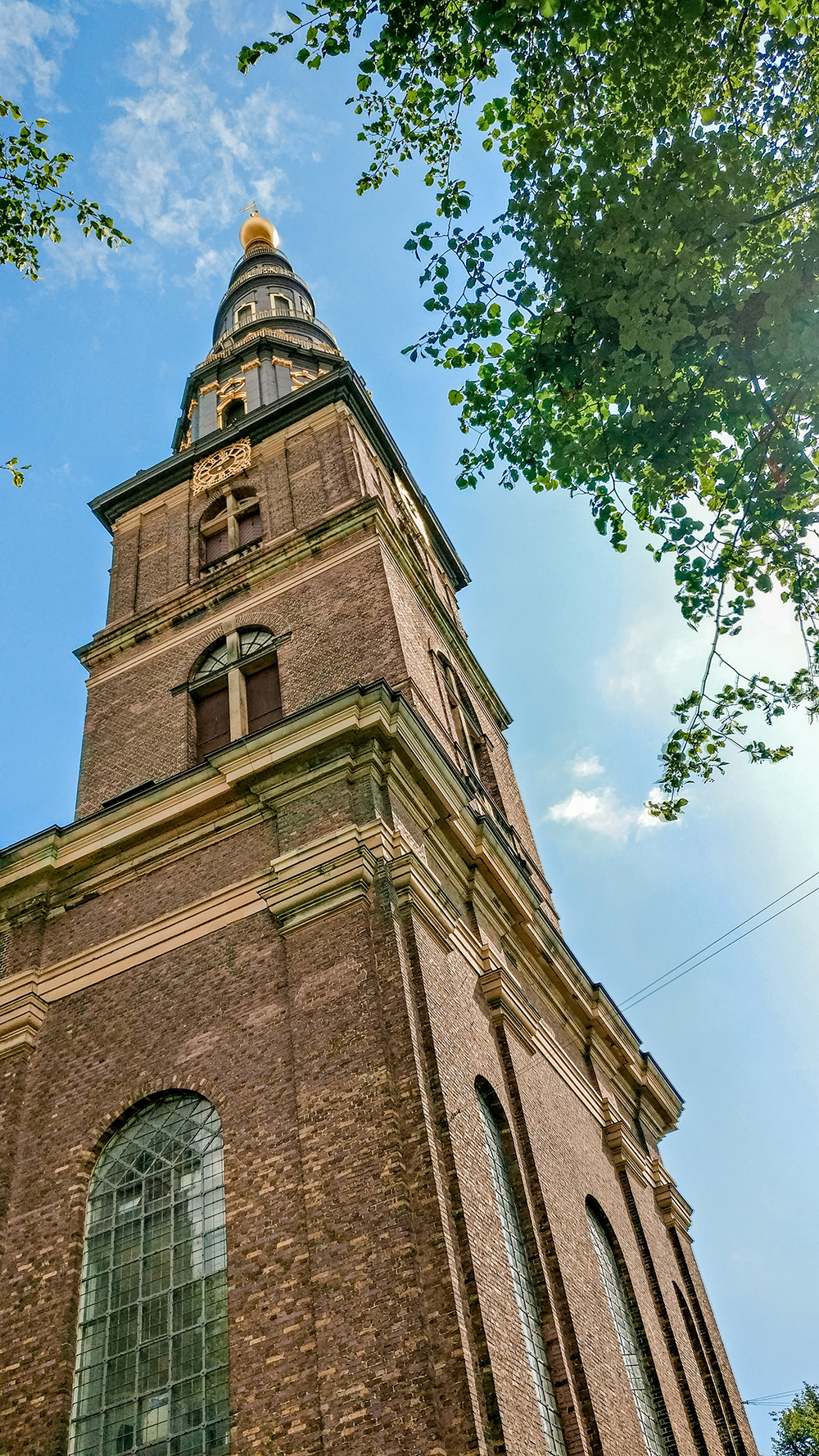 Christianshavn - Church of Our Saviour - Copenhagen 3-day travel itinerary | Aliz's Wonderland