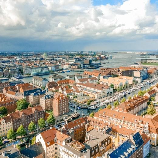 Christianshavn - Church of Our Saviour - Copenhagen 3-day travel itinerary   Aliz's Wonderland