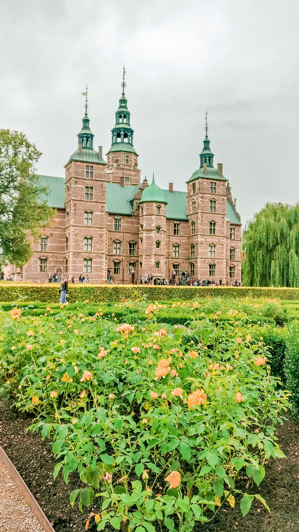 The King's Garden (Kongens Have) and Rosenborg castle - Copenhagen 3-day travel itinerary | Aliz's Wonderland
