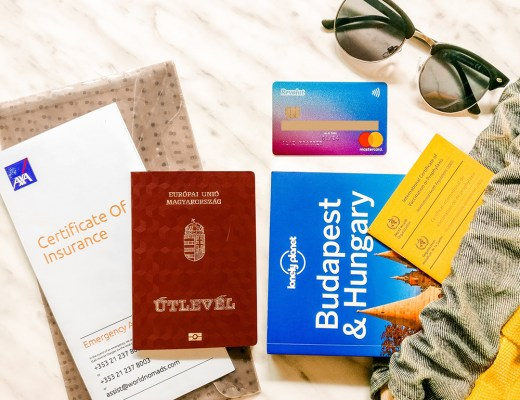 Things to do before every trip - with travel checklist | Aliz's Wonderland