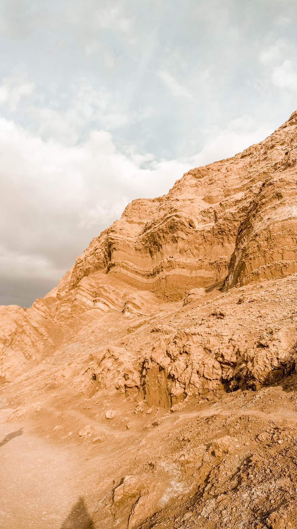 Valle de la Luna (Moon Valley) - How to plan your perfect trip to San Pedro de Atacama, Chile? | Aliz's Wonderland
