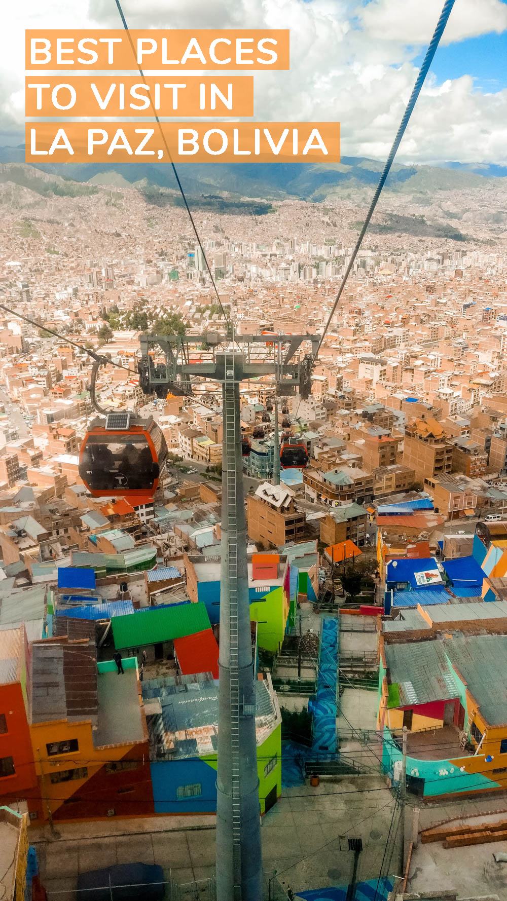 Best places to visit in La Paz, Bolivia | Aliz's Wonderland