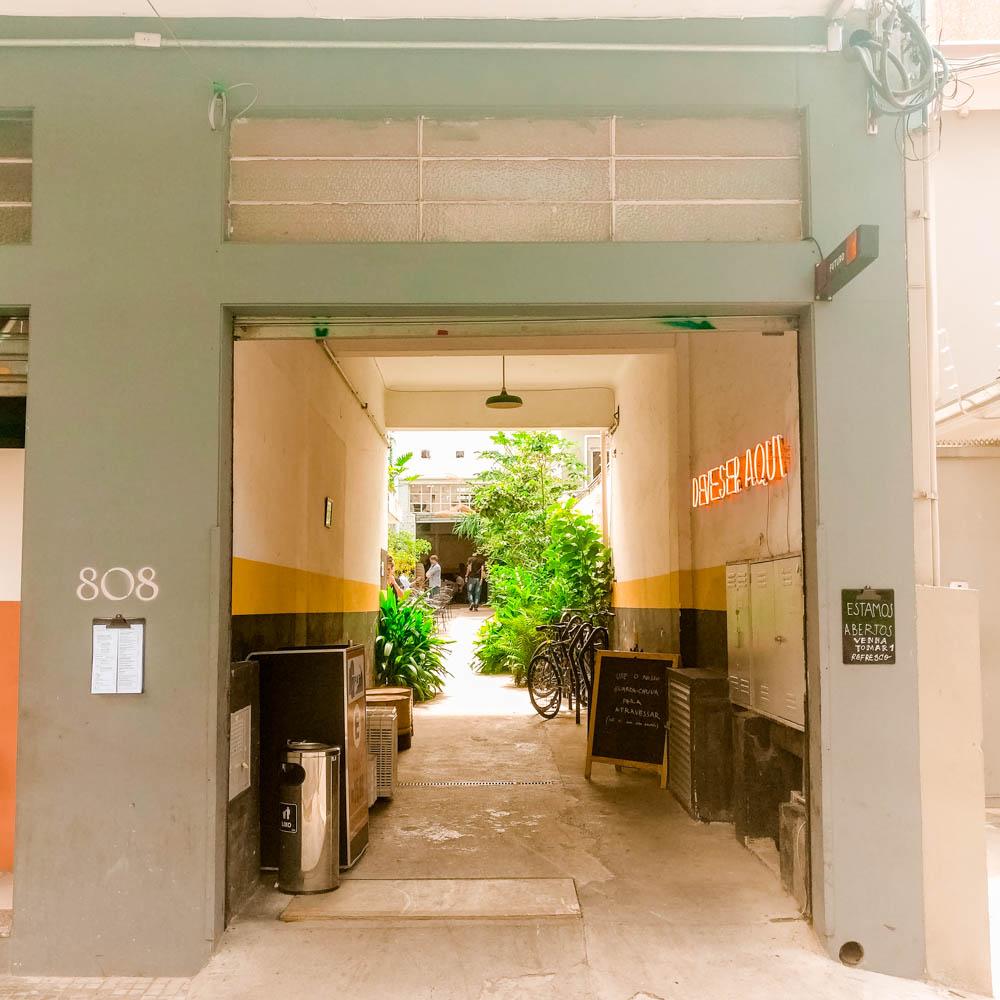 Futuro Refeitório - Specialty coffee shop guide to São Paulo, Brazil | Aliz's Wonderland