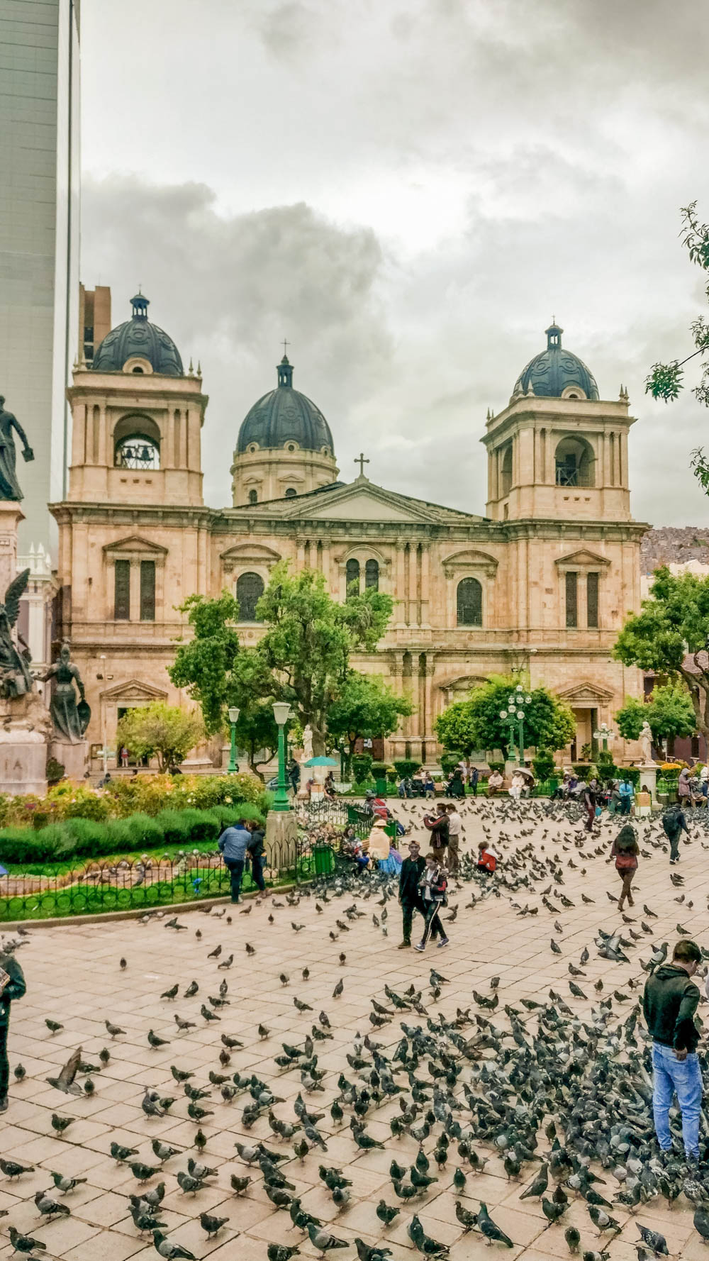 Plaza Murillo - Best places to visit in La Paz, Bolivia | Aliz's Wonderland