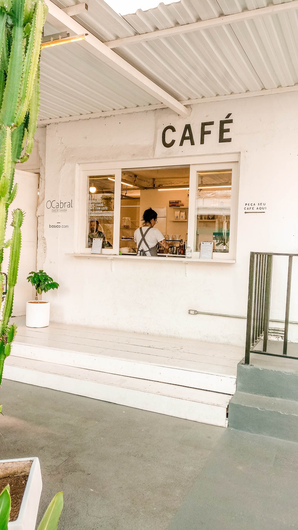 OCabral Café - Specialty coffee shop guide to São Paulo, Brazil | Aliz's Wonderland