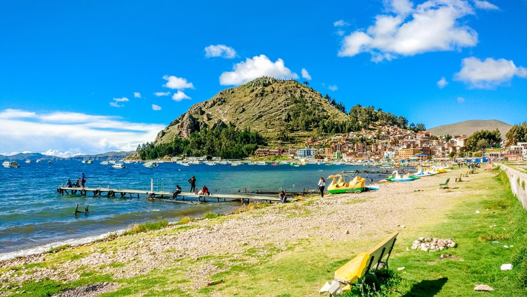 Copacabana Titicaca lakeshore - Bolivia 2-week itinerary and travel guide | Aliz's Wonderland
