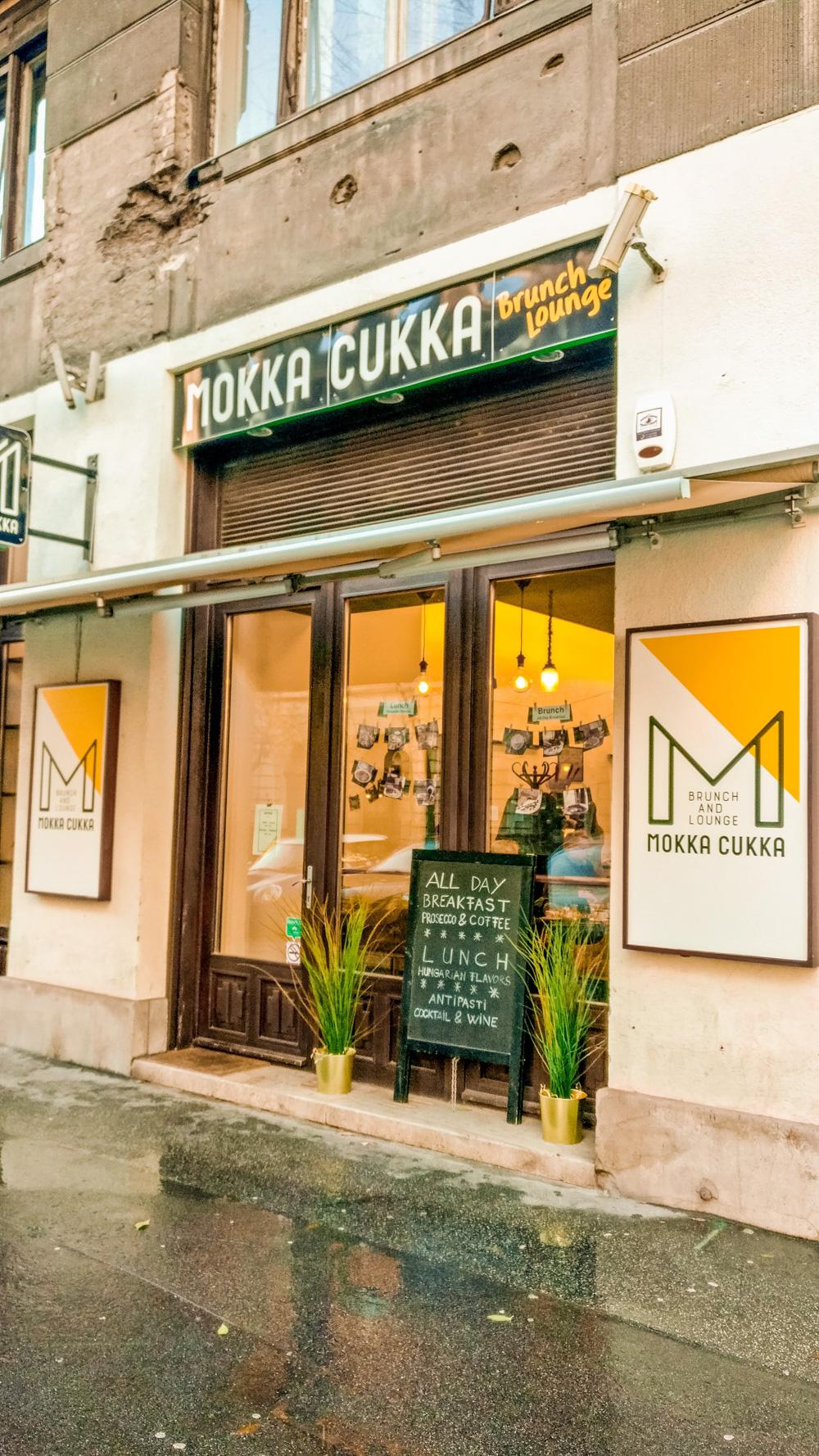 Mokka Cukka - Budapest's best breakfast & brunch places close to the Parliament | Aliz's Wonderland